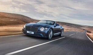 Bentley Continental GT Speed Convertible: monstruoso W12 con 659 CV a cielo abierto