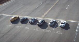 [Vídeo] Kia EV6 GT vs. superdeportivos de élite: ¿Acertarías quién cruza primero la línea de meta?