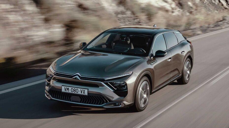 ¡Oficial! Así es el Citroën C5 X, el nuevo buque insignia que mezcla conceptos como nunca antes