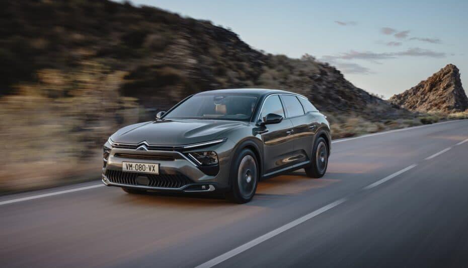 Ya puedes comprar el Citroën C5 X en España: Aquí los precios