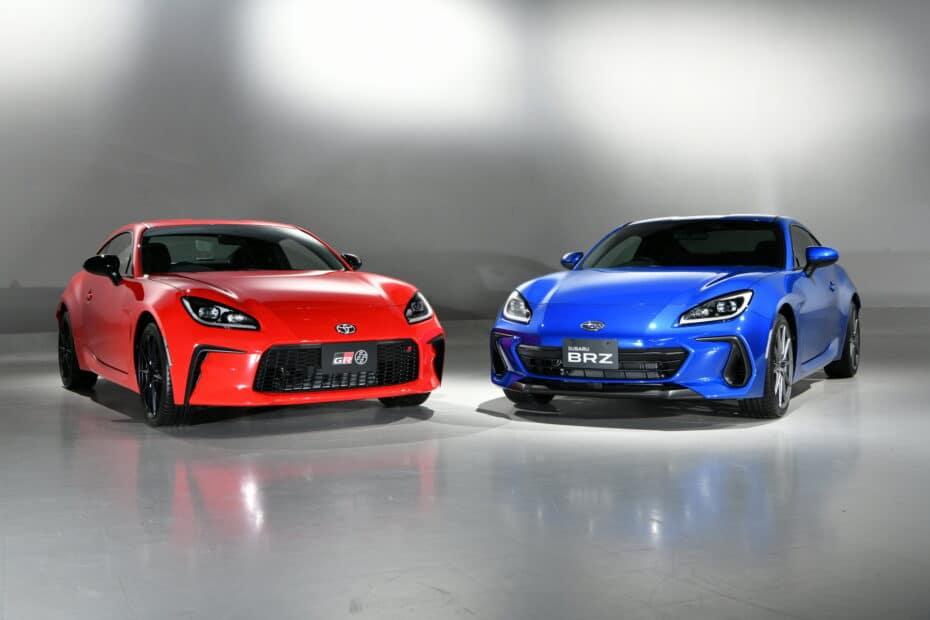 Comparación visual Subaru BRZ vs. Toyota GR 86: los gemelos golpean dos veces