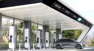Si esta es la electrolinera del futuro, que Hyundai la traiga a España ya