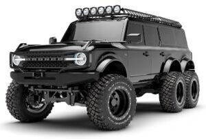 El Ford Bronco tendrá una versión 6x6 y será sencillamente brutal
