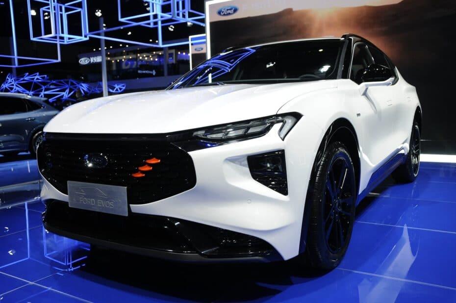 El Ford EVOS es una pasada en directo pero olvídate, no lo vamos a ver en Europa