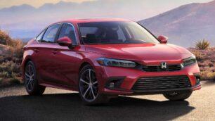 Así es el nuevo Honda Civic 2022 de producción: ¿Más atractivo que el actual?