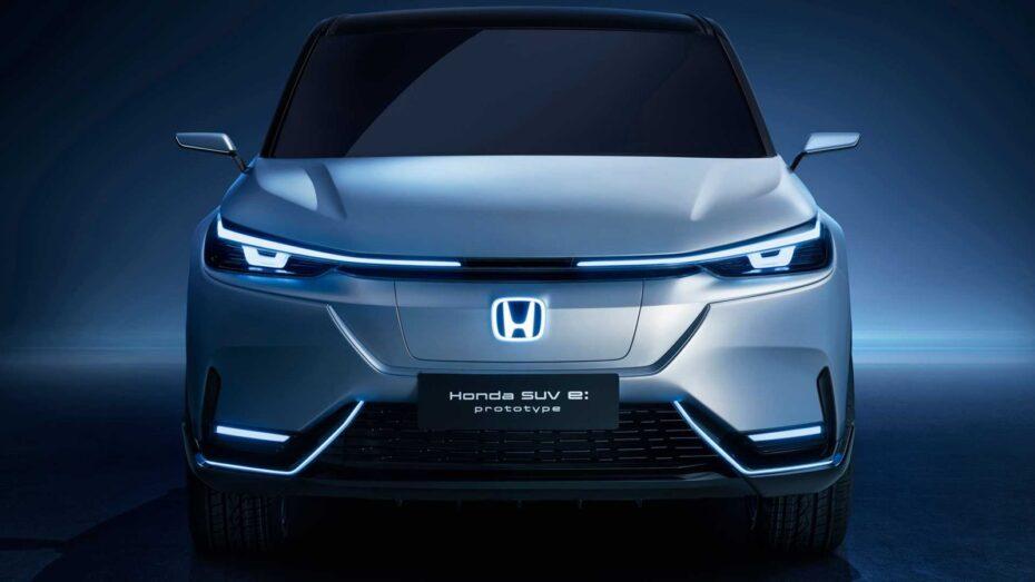 Honda presenta el SUV e:prototype y esto es lo que sabemos