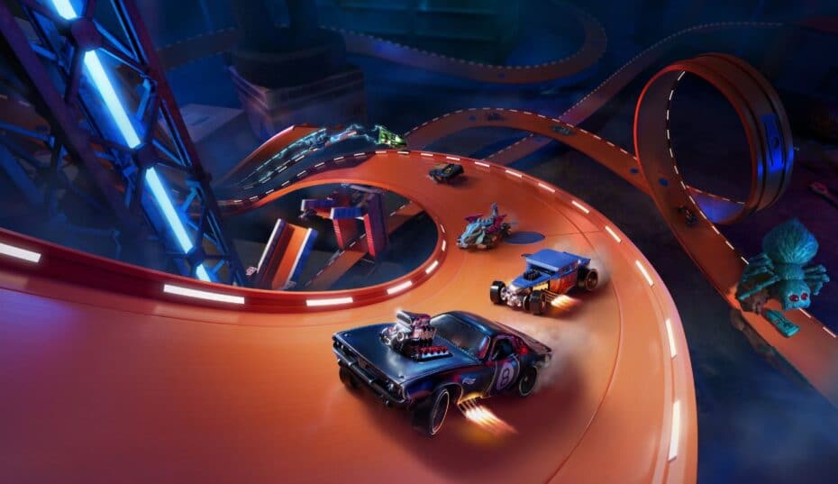 Primer gameplay de Hot Wheels Unleashed™: llegará el 30 de Septiembre