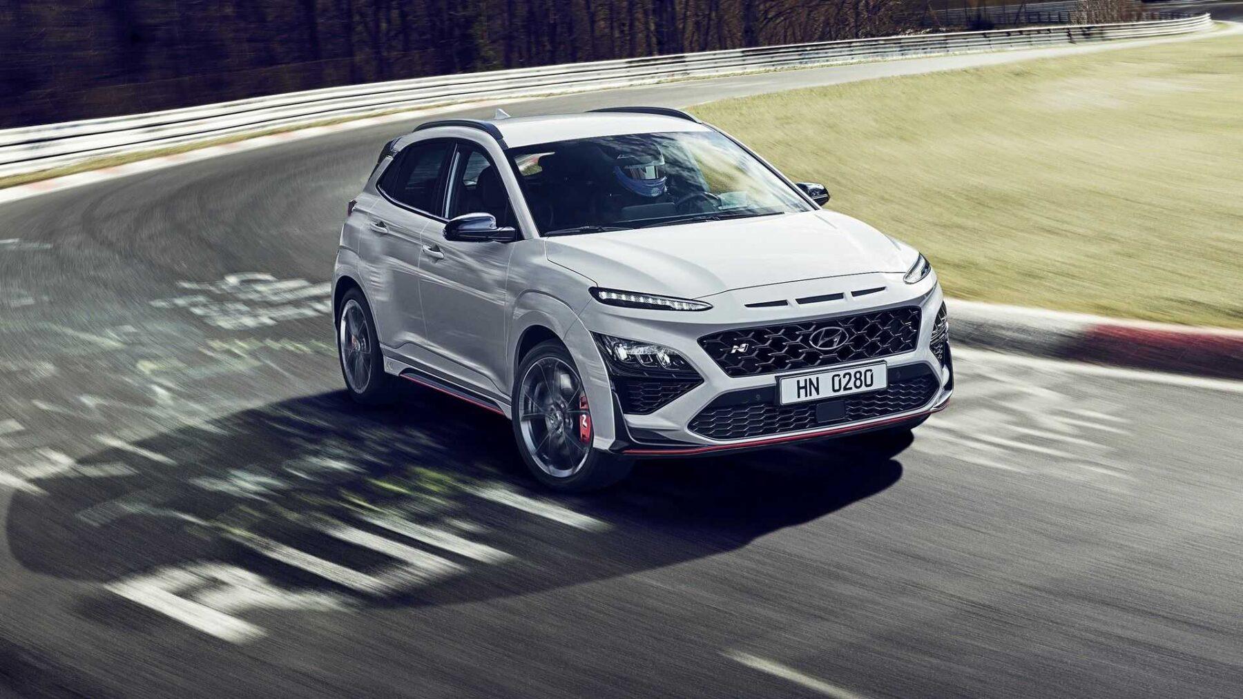 El HYundai Kona N es la última incorporación a la gama N de Hyundai