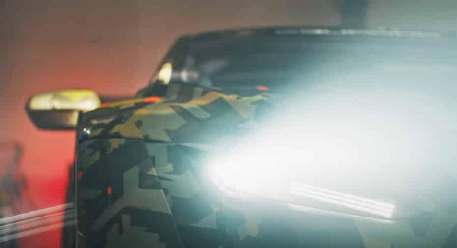 Lamborghini Squadra Corse nos da un adelanto de su próxima bestia para los circuitos