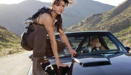 Letty Ortiz Fast & Furious