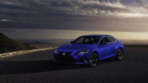 Así es el renovado Lexus ES: puntos clave de los cambios y mejoras