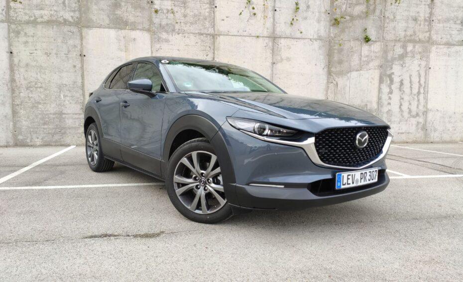 Probamos el nuevo motor e-Skyactiv X de Mazda: la evolución de la revolución