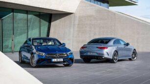 ¡Oficial! El Mercedes-Benz CLS se pone al día: sutiles cambios, mismas mecánicas