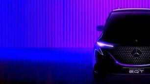 Mercedes-Benz Concept EQT: la nueva Clase T de la estrella debuta en apenas un mes