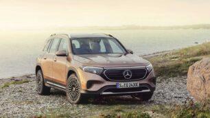 ¡Oficial!: Todos los detalles del Mercedes-Benz EQB: llegará a Europa a finales de 2021