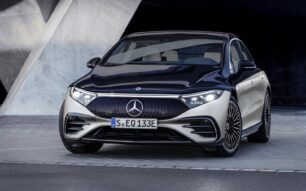 Oficial: Nuevo Mercedes EQS, el eléctrico con hasta 770 km de autonomía