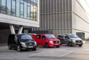 Ya disponible la Mercedes-Benz Vito 25 aniversario: bien equipadas a buen precio