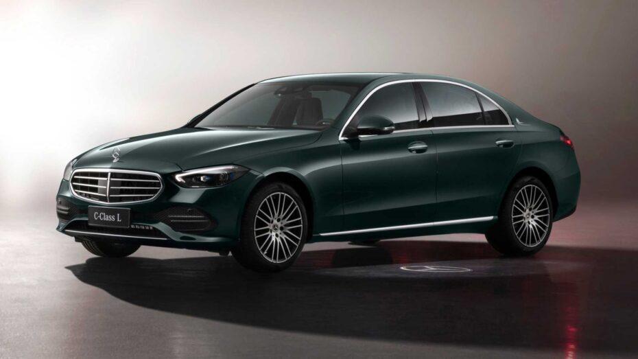 Mercedes-Benz presenta el Clase C de batalla larga en China