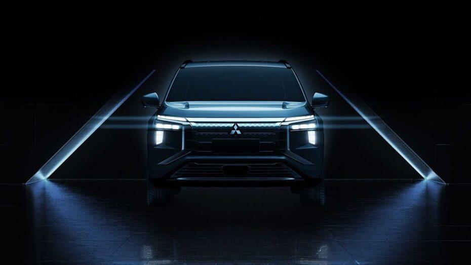 Mitsubishi Airtrek, un anticipo del próximo SUV eléctrico de la marca: sin planes para Europa