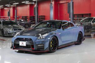 Nissan actualiza el GT-R Nismo: te va a acostar apreciar los cambios...