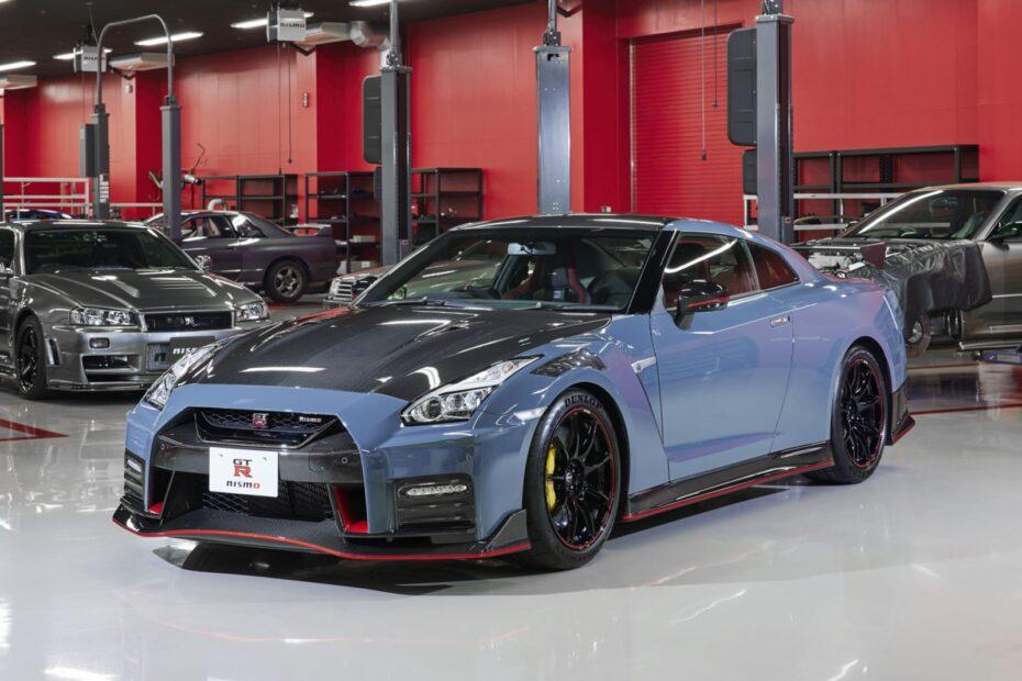 Nissan actualiza el GT-R Nismo: te va a acostar apreciar los cambios…