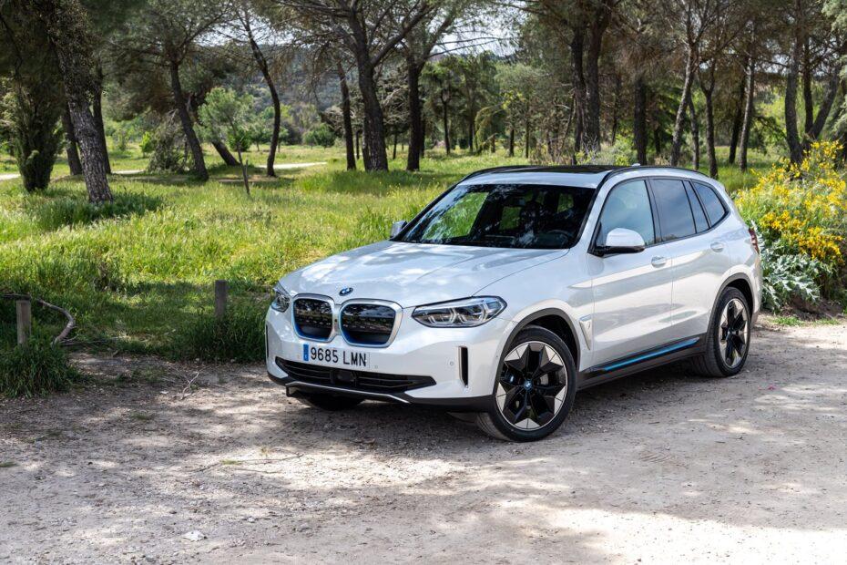 Primera prueba BMW iX3 Impressive: interesante apuesta para cerrar la gama X3