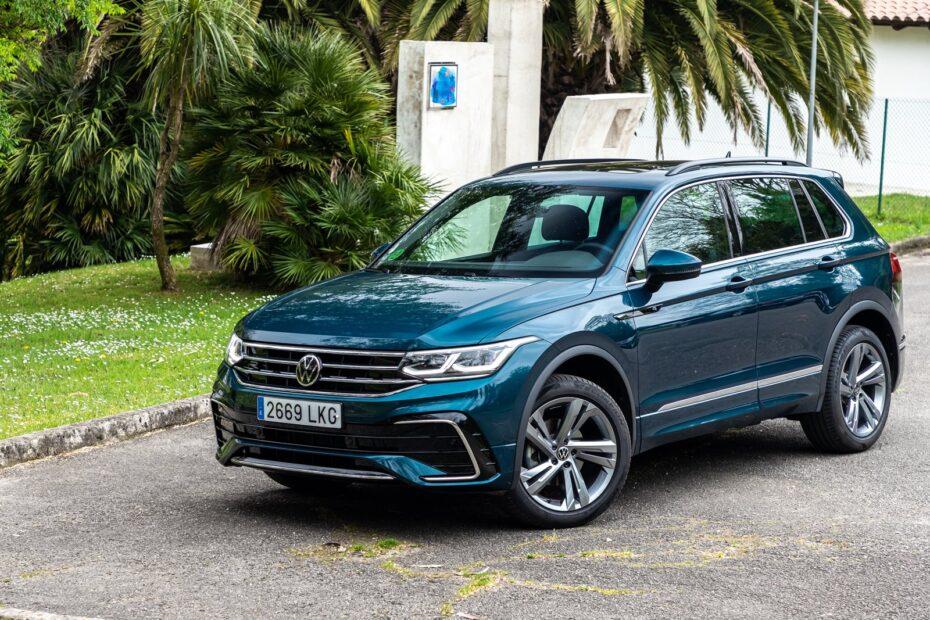 Prueba Volkswagen Tiguan R-Line 2.0 TDI 150 CV 4Motion DSG 7: perfecto equilibrio