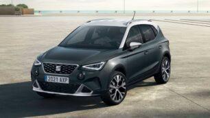 ¡Oficial! SEAT Arona 2021: nuevo acabado Xperience y aluvión de tecnología