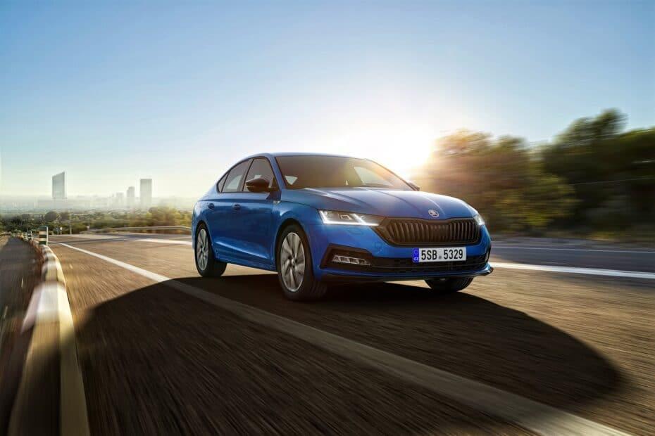 Škoda anuncia la llegada del Octavia Sportline a su gama: entre el Style y el RS