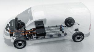 Stellantis apuesta por el hidrógeno para sus furgonetas eléctricas: unos 400 km de autonomía