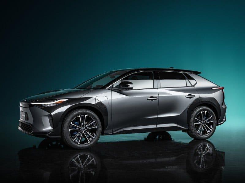 Toyota bZ4X Concept, un anticipo de la electrificación total de Toyota