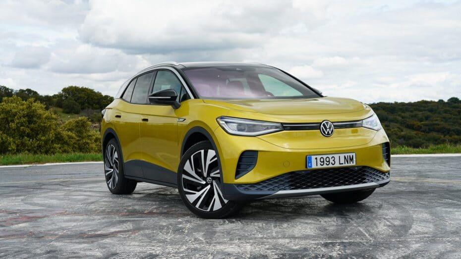 Prueba Volkswagen ID.4: ahora sí que nos empiezan a gustar los eléctricos