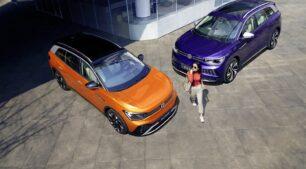 Así es el Volkswagen ID.6: 30 cm más que un ID.4, hasta 7 plazas y un futuro europeo bajo consideración