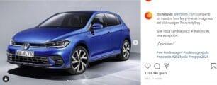 ¡Filtrado! Aquí tienes el nuevo Volkswagen Polo que debuta mañana