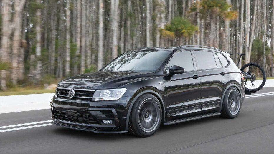 Si buscabas un toque picante para el Volkswagen Tiguan, esta es la apuesta ganadora