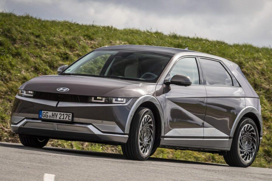 Nuevas imágenes del Hyundai Ioniq 5 para Europa