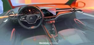 Skoda nos muestra el interior del nuevo Skoda Fabia antes de su debut