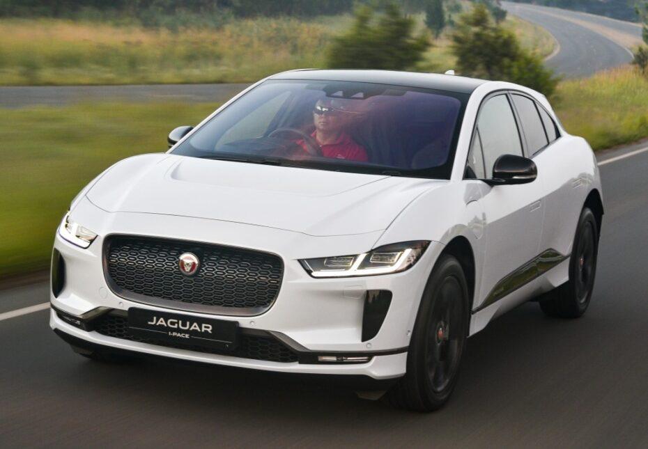 Nuevo Jaguar I-Pace «Black»: Edición especial para ganar clientes