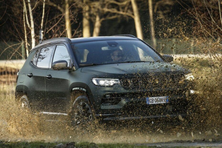 Todos los precios del renovado Jeep Compass para España