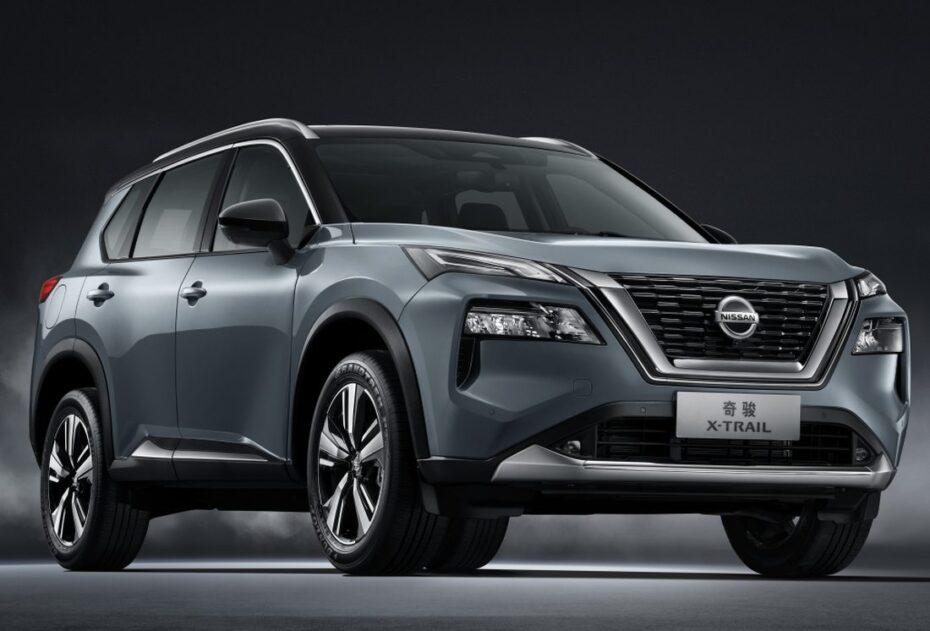 El nuevo Nissan X-Trail finalmente llegará a Europa… en 2022