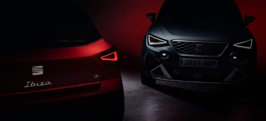Los renovados SEAT Ibiza y Arona debutarán la semana que viene: «aspecto de mini Formentor para el pequeño SUV»