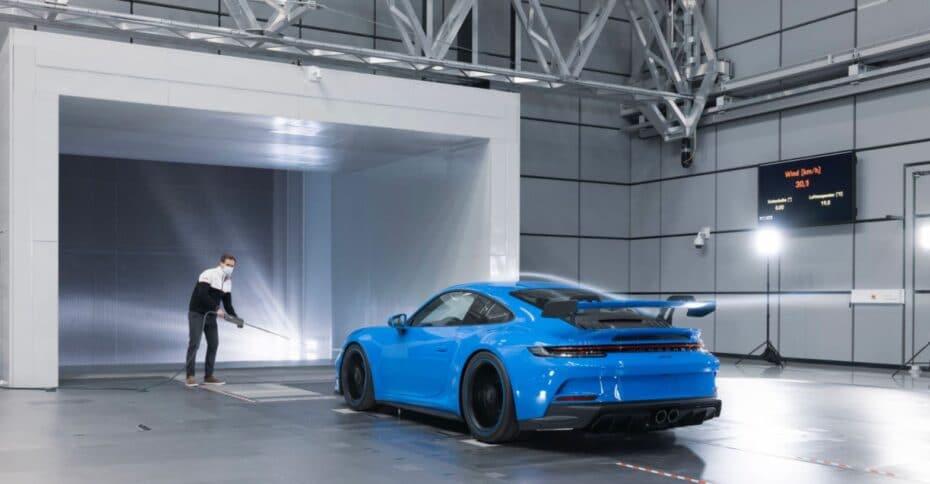 5000 km a 300 km/h para probar su motor, una de las pruebas del Porsche GT3