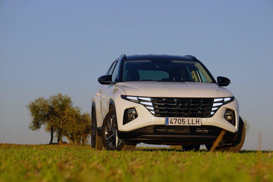 Prueba Hyundai Tucson 1.6 CRDI 136 CV MHEV Tecno DCT: Más revolución que evolución