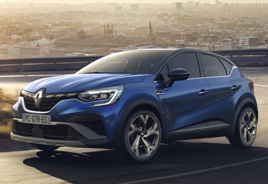 Renault Captur RS Line