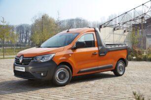 Nuevas imágenes del Renault Express Van 2021
