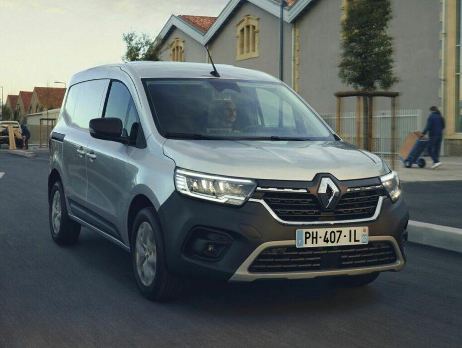 El Renault Kangoo Van ya está a la venta en España
