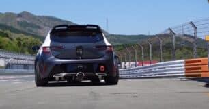 El motor de hidrógeno de Toyota suena de maravilla, ¿no crees?