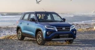 Dossier, los 60 modelos más vendidos en Sudáfrica durante marzo
