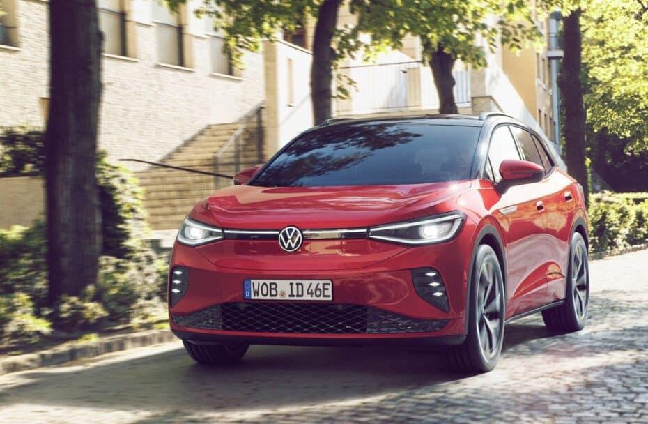 Oficial: Nuevo Volkswagen ID.4 GTX