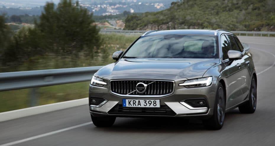 Ventas marzo 2021, Suecia: Récord por volumen con Volvo a la cabeza